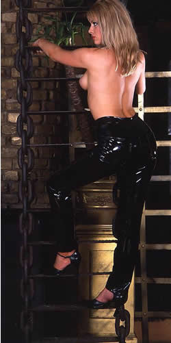 PVC Trousers - Full Length and excellent quality