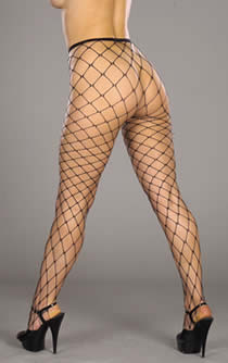 Jumbo Lycra Fishnet Tight